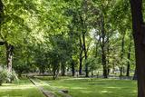 Parc Planty in Krakow, Poland Posters by Jorg Hackemann