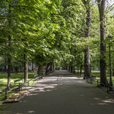 Parc Planty in Krakow, Poland Photographic Print by Jorg Hackemann