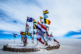Salar De Uyuni (Salt Flat), Bolivia Photographic Print by Curioso Travel Photography