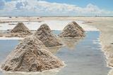 Salar De Uyuni Salt Flats in Bolivia. Posters by De Visu