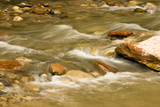 Flowing Water Photographic Print by  jimsphotos