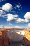 The Glen Canyon Dam Photographic Print by  Gary718
