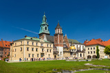 Wawel Cathedral in Krakow, Poland Posters by Leonid Andronov