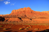 Scenic Vermilion Cliffs National Park Area between Arizona and Utah Photographic Print by  SNEHITDESIGN
