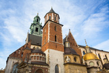 Wawel Cathedral in Kracow, Poland Photographic Print by De Visu