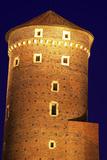 Bastille of Wawel Castle in Krakow Photographic Print by  benkrut
