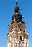 Town Hall Tower on Main Square of Cracow Photographic Print by  wjarek