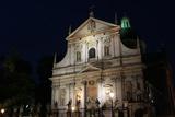 Saint Peter and Paul Churh Photographic Print by  caamalf
