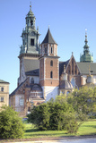 Wawel Cathedral Photo by  Pavel