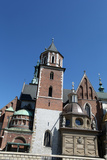 Wawel Hill and the Royal Castle in Krakow Photographic Print by  wjarek