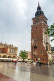 Main Square of the Old Town in Cracow, Poland Photographic Print by Patryk Kosmider