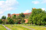 Krakow, Poland, Wawel Castle Photographic Print by  JulietPhotography