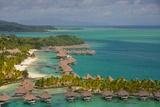 Bora Bora Photographic Print by  Styve