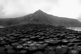 Picture of Giant's Causeway in Northern Ireland. Photographic Print by  diro
