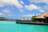 Bora Bora Photographic Print by  Styve