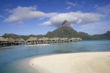 Bora Bora Photographic Print by  GDVCOM