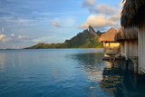 Bora Bora Photographic Print by  AbarPic
