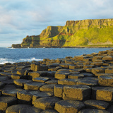 Giant's Causeway, County Antrim, Northern Ireland Posters by  phbcz