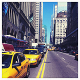 New York Street Photographic Print by  Ixefra