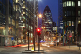The City of London Photographic Print by David Bank