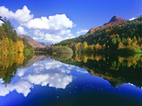 Glencoe Lochan, Scotland Photographic Print by Kathy Collins