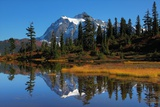 Mt. Shuksan Reflection Photographic Print by Jonkman Photography
