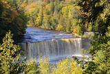 Tahquamenon Water Falls Photographic Print by Dennis Macdonald