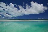 Tahitian Lagoon Photographic Print by  rcpphoto