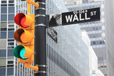 Wall Street, New York City, USA Photographic Print by  Jumper