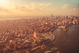 A Sunny Manhattan Afternoon Photographic Print by Matthias Haker Photography