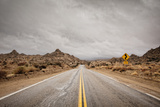 Desert Road Photographic Print by Eric Lowenbach