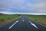 Cape Reinga Road Photographic Print by Raimund Linke