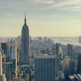 Empire State Building. Photographic Print by Linh H. Nguyen Photography