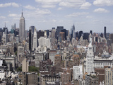 New York Skyline Photographic Print by Tim Hall