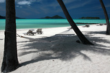 The Lagoon at Bora Bora Photographic Print by  Woolfy