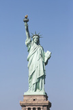 Usa, New York, New York City, View of Statue of Liberty Photographic Print by  Westend61