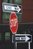 Street Signs Photographic Print by  Fotog