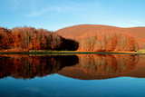 Mirror Lake... Photographic Print by Getty contibu