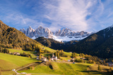 Autumn in the Dolomites Photographic Print by Matteo Colombo