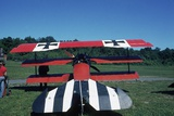 Fokker Dr.1 Triplane Replica Photographic Print by Hulton Archive