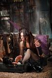 Fairy Smokes Cigar Photographic Print by  Creatista