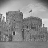 Windsor Castle Photographic Print by Leonard G. Alsford