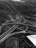 Road Interchange Photographic Print by Peter King