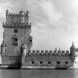 Tower of Belem Photographic Print by L. V. Clark