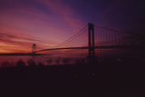 Verrazano-Narrows Bridge Photographic Print by Archive Photos