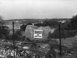 Asbestos Dump Photographic Print by John Mitchell