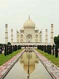 Taj Mahal - Wah Taj! Photographic Print by Prakash Goteti