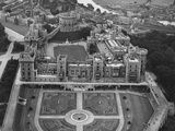 Windsor Castle Photographic Print by Central Press