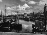 Fishing Harbour Photographic Print by  Keystone