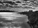 New York Skyline Photographic Print by Peter Keegan